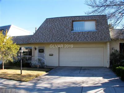 Las Vegas Condo/Townhouse Under Contract - No Show: 3754 Centennial Street