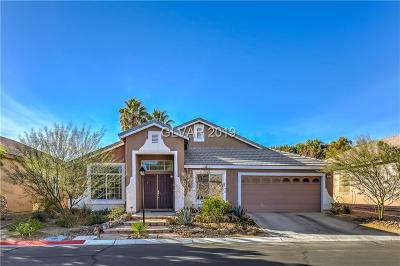 Las Vegas Single Family Home For Sale: 7317 Jack Russell Street