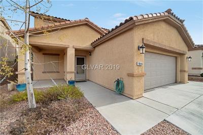 Single Family Home For Sale: 1046 Copper Palm Court