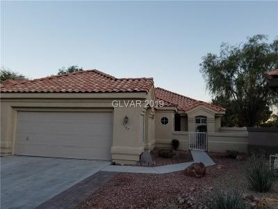 Las Vegas Single Family Home Under Contract - Show: 7757 Arnold Palmer Way