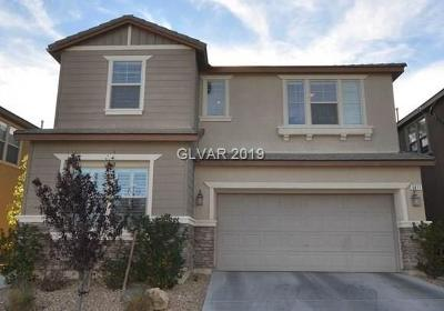 Las Vegas Single Family Home For Sale: 5611 Fairmeade Way