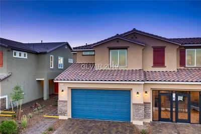 North Las Vegas Condo/Townhouse Under Contract - No Show: 3308 Nicki Cometa Street #004