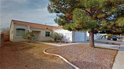 North Las Vegas Single Family Home For Sale: 3725 Shimmering Creek Avenue
