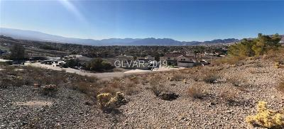 Boulder City Residential Lots & Land For Sale: 1413 Pueblo Drive