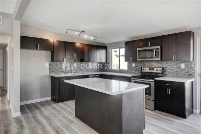 North Las Vegas Single Family Home For Sale: 3200 Hickey Avenue