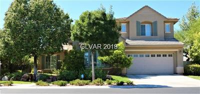 Las Vegas Single Family Home For Sale: 3615 Coventry Gardens Drive
