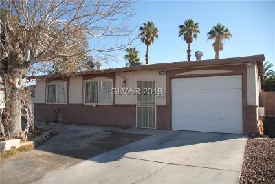 Single Family Home For Sale: 3338 Pioneer Avenue