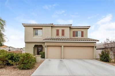 Henderson Single Family Home Under Contract - No Show: 697 Flowing Meadow Drive