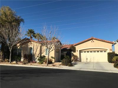 Las Vegas  Single Family Home For Sale: 9356 Arrowhead Bluff Avenue
