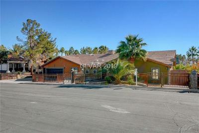Single Family Home For Sale: 2909 La Mesa Drive