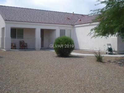 North Las Vegas Single Family Home For Sale: 3901 Aspen Creek Avenue