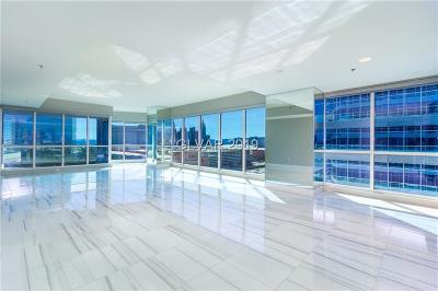 Las Vegas High Rise For Sale: 4525 Dean Martin Drive #1512