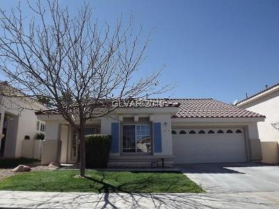 Rental Under Contract - Show: 1871 Mesquite Canyon Drive