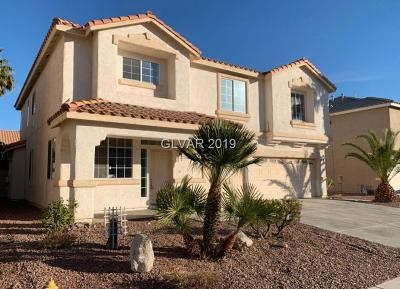 Henderson Single Family Home For Sale: 1038 Painted Daisy Avenue