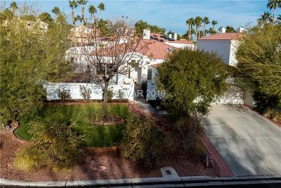 Henderson Single Family Home For Sale: 2063 Sutton Way