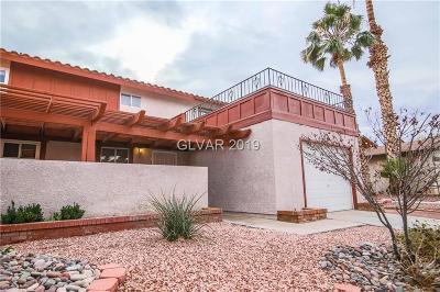 Las Vegas, Henderson Condo/Townhouse Under Contract - Show: 528 Dunbar Drive