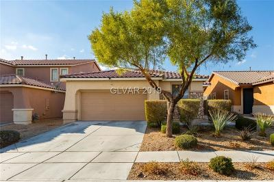 North Las Vegas Single Family Home For Sale: 8325 Oasis Bloom Street