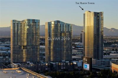Las Vegas High Rise For Sale: 4471 Dean Martin Drive #1601