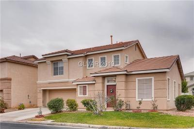 North Las Vegas Single Family Home Under Contract - Show: 5410 Lazy Meadow Court