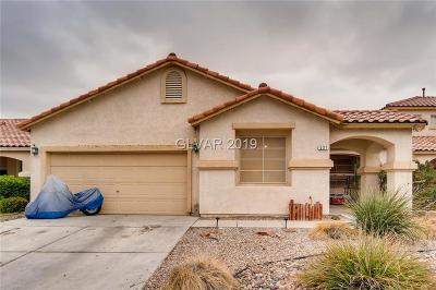 Clark County Single Family Home Sold: 531 Curtin Court