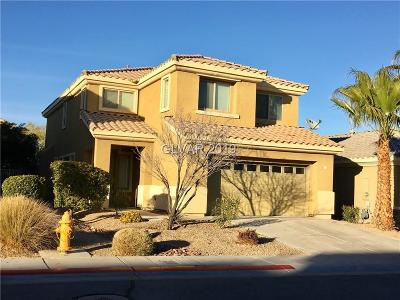 Las Vegas Single Family Home For Sale: 116 Broken Putter Way