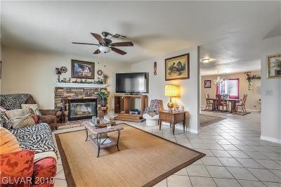 Las Vegas Single Family Home For Sale: 4312 Ivory Circle