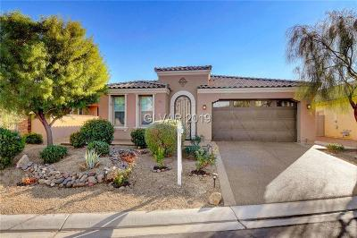 North Las Vegas Single Family Home For Sale: 3741 Corte Bella Hills Avenue