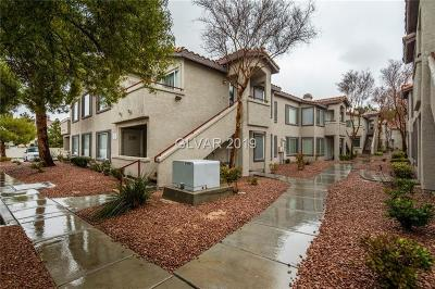 Las Vegas Condo/Townhouse For Sale: 4955 Lindell Road #207
