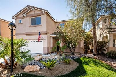 Las Vegas NV Single Family Home For Sale: $370,000