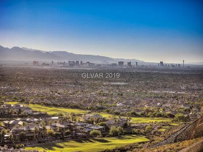 Henderson Residential Lots & Land For Sale: 579 Cityview Ridge