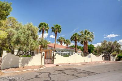 Single Family Home For Sale: 3890 Robar Street