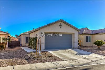 North Las Vegas Single Family Home For Sale: 7016 Diver Avenue