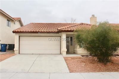 Rental For Rent: 8624 Catalonia Drive