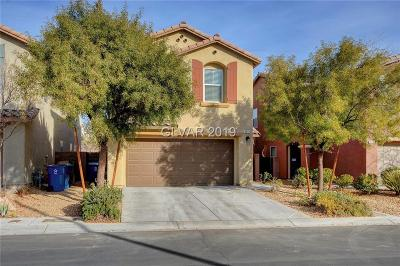 Single Family Home For Sale: 9372 Valley Ranch Avenue