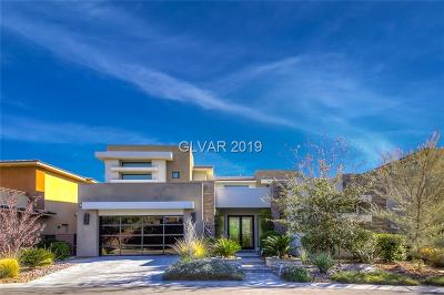 Las Vegas Single Family Home For Sale: 62 Grey Feather Drive