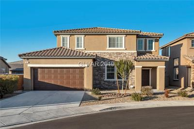 North Las Vegas Single Family Home For Sale: 1812 Great Sandy Court