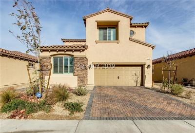 Henderson NV Single Family Home Under Contract - No Show: $420,000