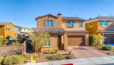 Henderson Single Family Home Under Contract - Show: 2536 Sable Ridge Street