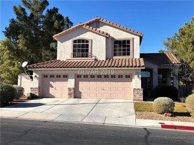 Single Family Home Under Contract - No Show: 265 Canyon Spirit Drive
