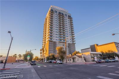 Las Vegas High Rise For Sale: 200 Hoover Avenue #1006