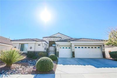 North Las Vegas Single Family Home For Sale: 121 Fox Crossing Avenue