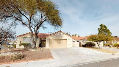 North Las Vegas Single Family Home For Sale: 4012 Linniki Street