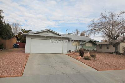 Single Family Home For Sale: 4300 San Joaquin Avenue