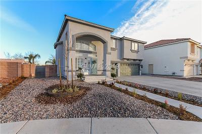 Single Family Home For Sale: 2996 Clarity Court