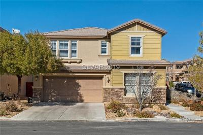 Las Vegas Single Family Home For Sale: 10402 Ashlar Point Way