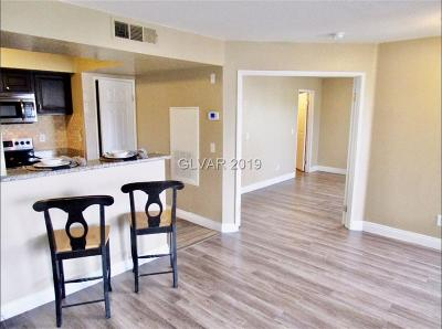 North Las Vegas Condo/Townhouse Under Contract - No Show: 6800 Lake Mead Boulevard #1052