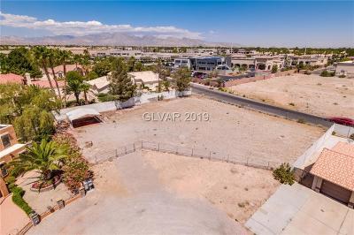 Las Vegas Residential Lots & Land For Sale: 2621 Buffalo Drive