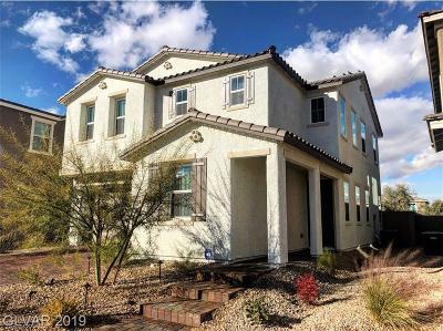 Las Vegas Single Family Home For Sale: 7374 Fleeting Joys Avenue