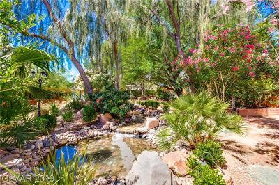 Las Vegas Single Family Home For Sale: 2631 South Buffalo Drive