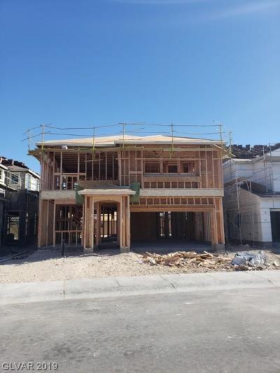 Las Vegas Single Family Home For Sale: 8114 Skye Glen Street